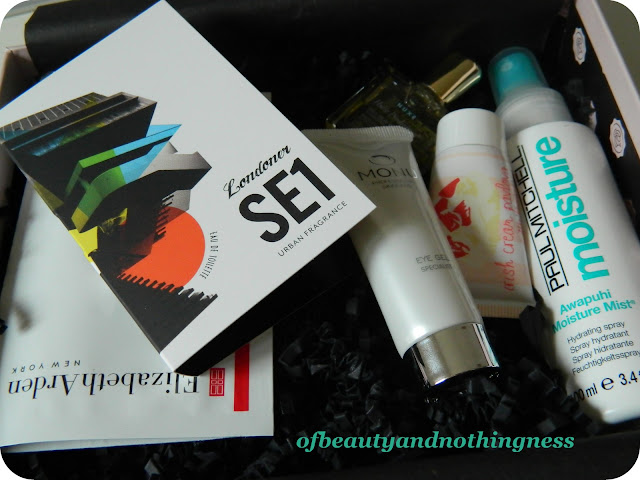 Glossy Box: July 2012