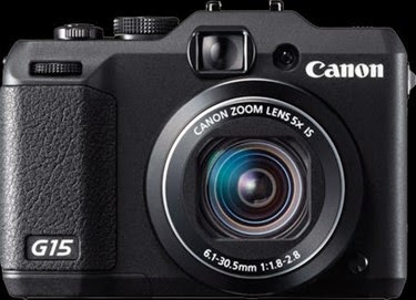 Canon PowerShot G15 Camera User's Manual