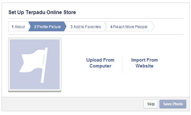 Cara Membuat Fanpage Facebook 4