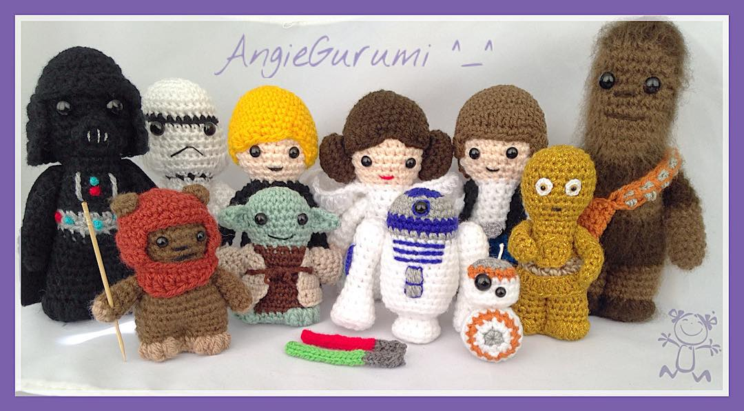 Amigurumi Star Wars Patterns : Amigurumi small ball pattern ~ slugom for .