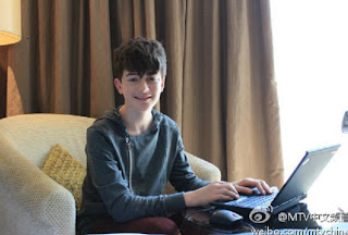 Greyson Chance Beijing China Hotel Room Photo