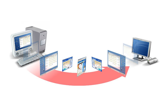 Comunicacion entre computadoras 1 - Escritorio remoto ...