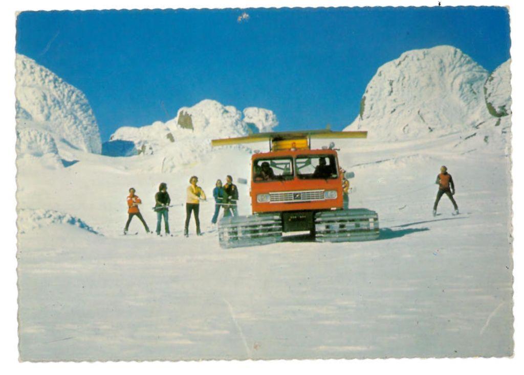 Australian alpine oversnow equipment kassbohrer pisten bully