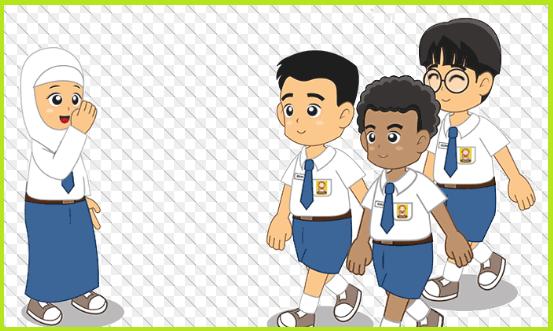 download Contoh Soal UTS B. Inggris KTSP Kelas 7 Semester 2 2015
