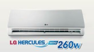 harga ac-air conditioner-LG hercules mini