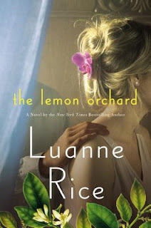 The Lemon Orchard by Luanne Rice giveaway