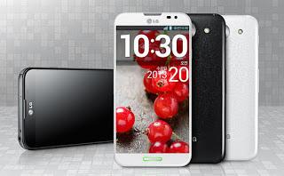 Review dan Spesifikasi Ponsel Android LG Optimus F5