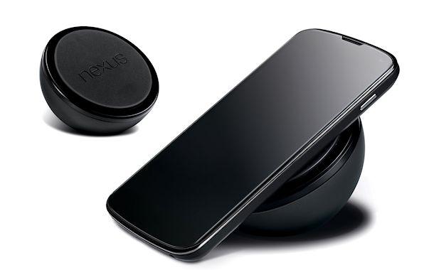 Nexus Orb, el dispositivo de carga inalámbrica del Nexus 4