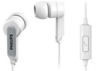 Buy Philips Earphone SHE1405WT White at Rs. 149 : buytoearn