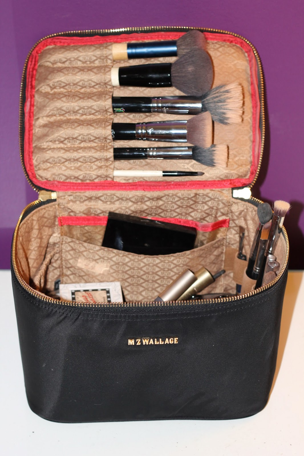 Our Styled Suburban Life What S In My Makeup Bag