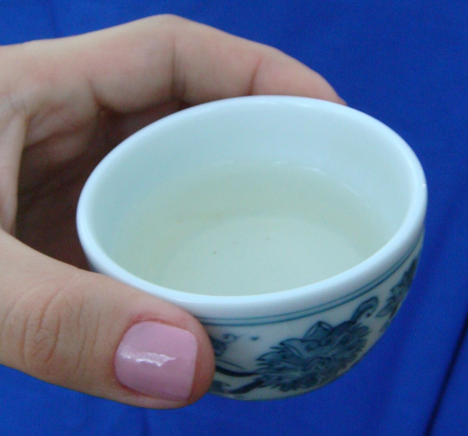 Cheirinho de Café: Degustação de chá (Chá Yê!) na Objeto Encontrado