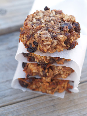 Quinoa Date cookies, low cal, sugar free, healthy