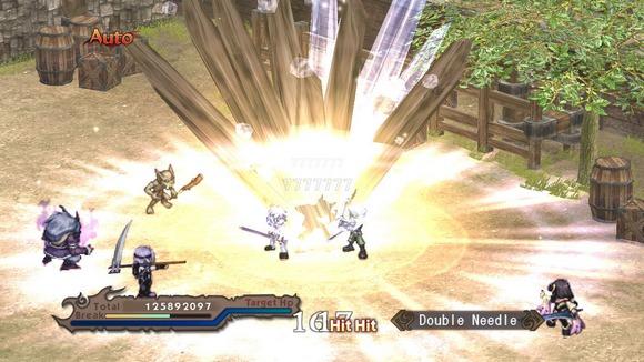 Agarest Generations of War PC Screenshot 04