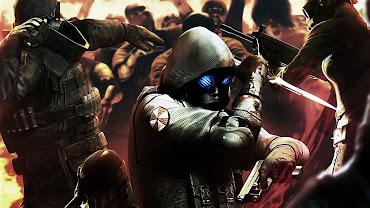 #35 Resident Evil Wallpaper