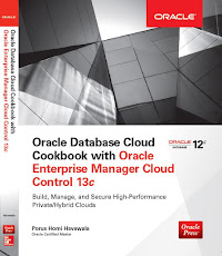 My Oracle Database Cloud Cookbook