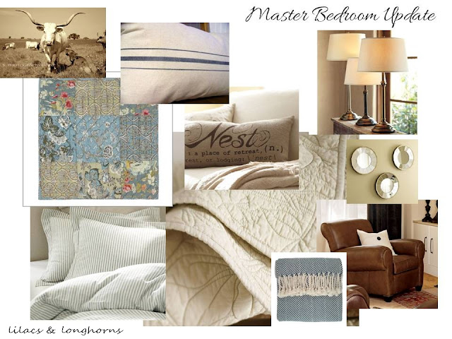 Changing My Mind Master Bedroom Lilacs And Longhornslilacs And Longhorns