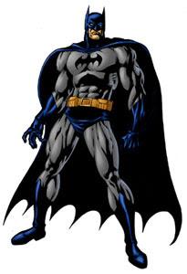 Sejarah Tokoh Komik Kartun Batman