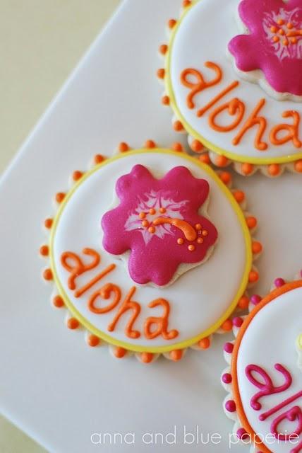 Kara's Party Ideas Aloha, Hawaiian {Goodbye} Summer ...