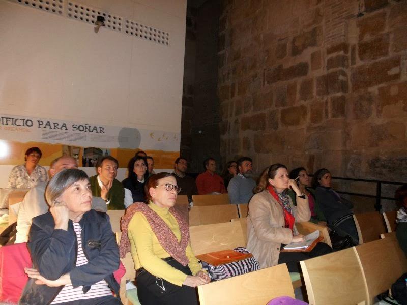 Curso Iniciación Ornitología 2012 Organiza SEO-Sevilla. Clases teóricas.