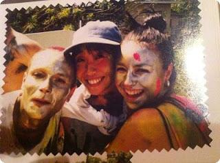 Carnavales en Trinidad. Año 2000.