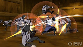Download Game PC Naruto Shippuden Ultimate Ninja Impact