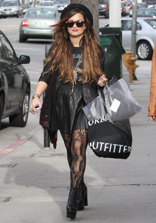demi lovato style tumblr - photo #42