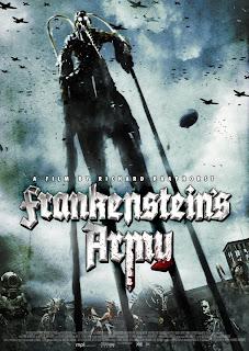 Ver online: Frankenstein's Army (2013)