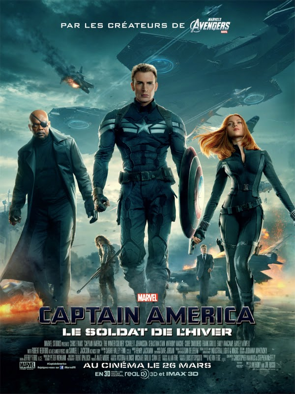 Regarder Captain America, le soldat de l'hiver en streaming - Film Streaming