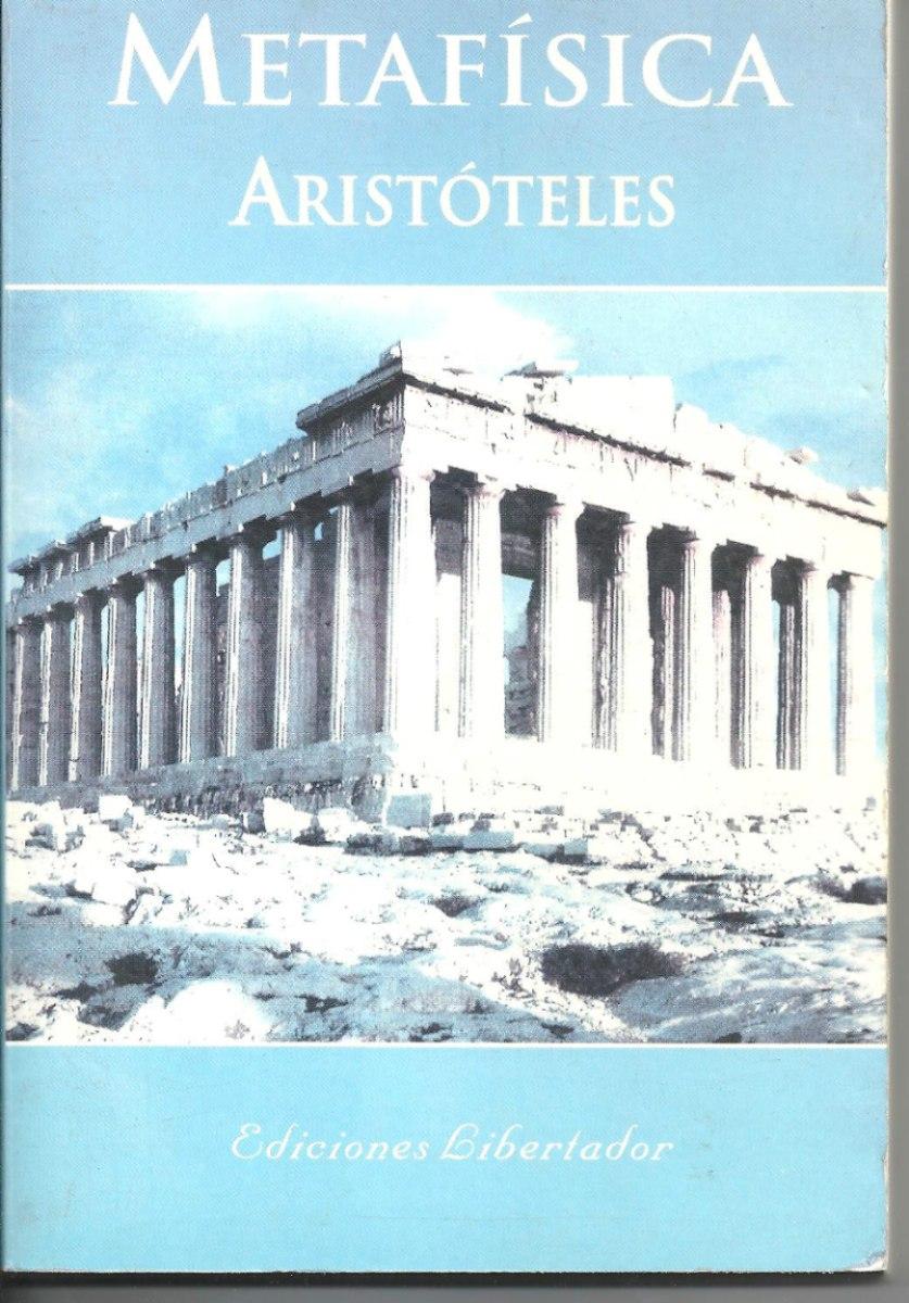 Metafísica aristoteles,español pdf - Descargar Gratis