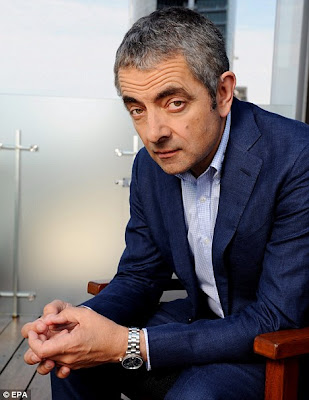 Rowan Atkinson - Johnny English Reborn