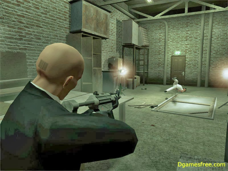 Download Hitman 4: Blood Money PC Game