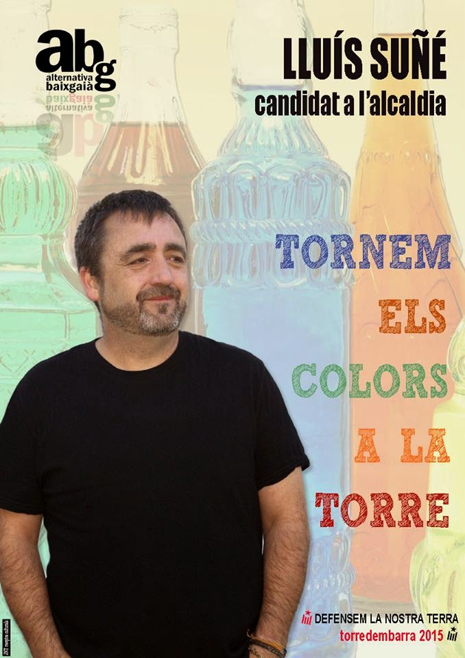 TORNEM ELS COLORS A LA TORRE!