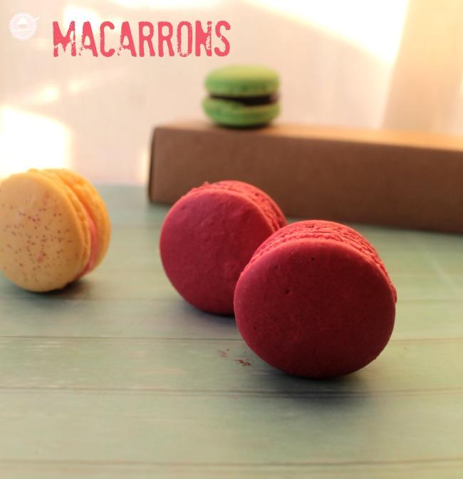 Macarrons - Bake-Street.com  - kidsandchic