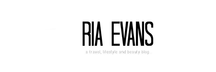 Ria Evans