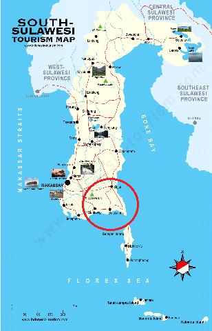 wisata sulawesi selatan