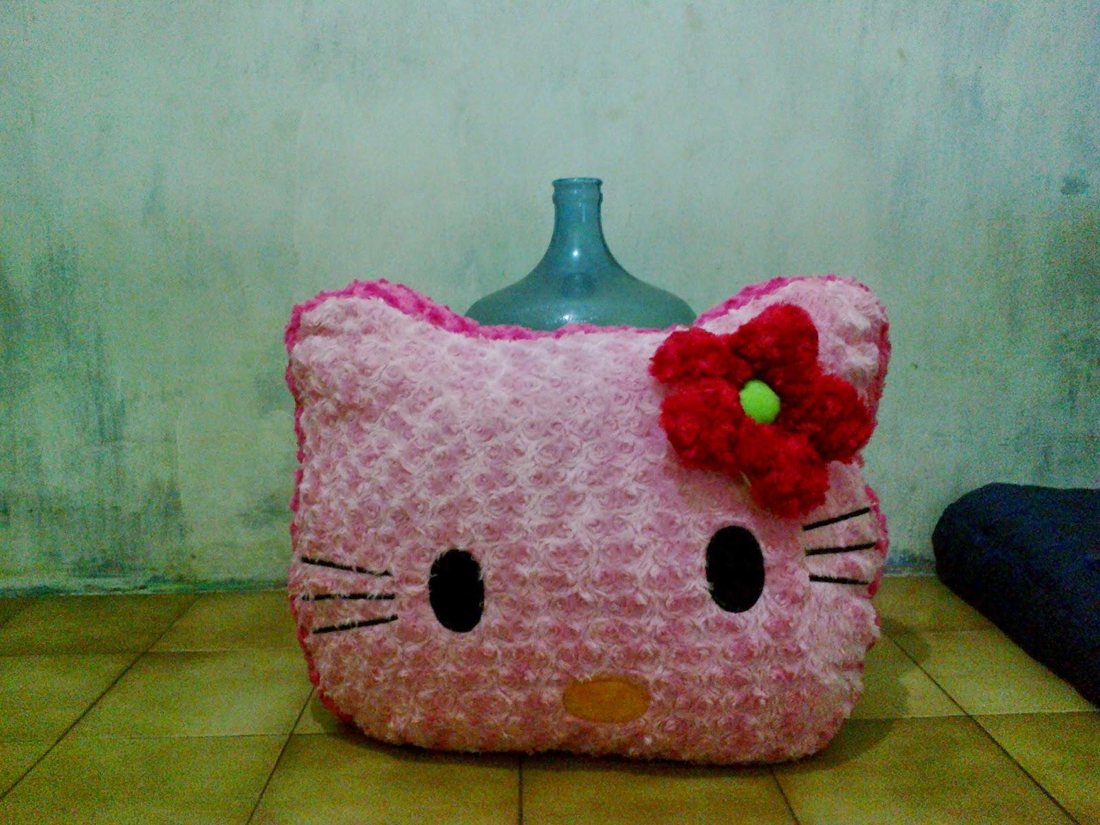 My Favorite Artis: Harga Boneka Hello Kitty Bantal Murah