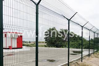Забор металлический сварной Fensys. Фото 16