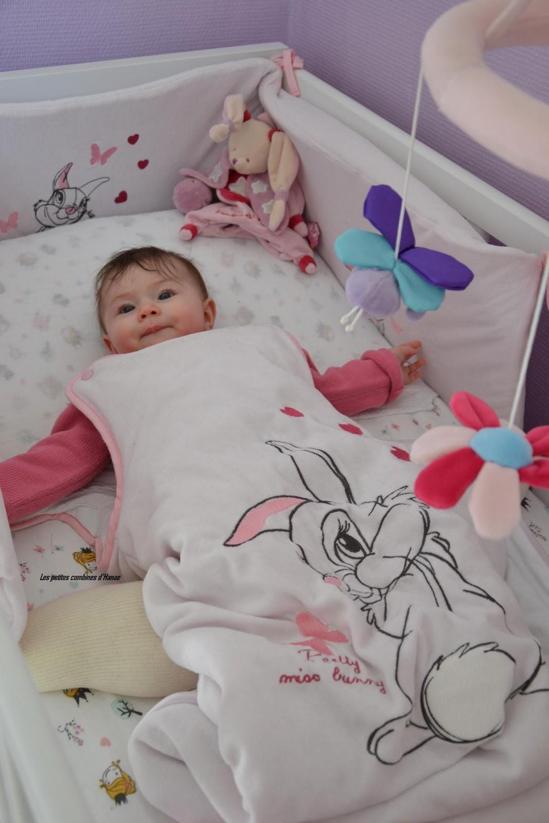 tour de lit bébé panpan Les petites combines d'Hanae tour de lit bébé panpan