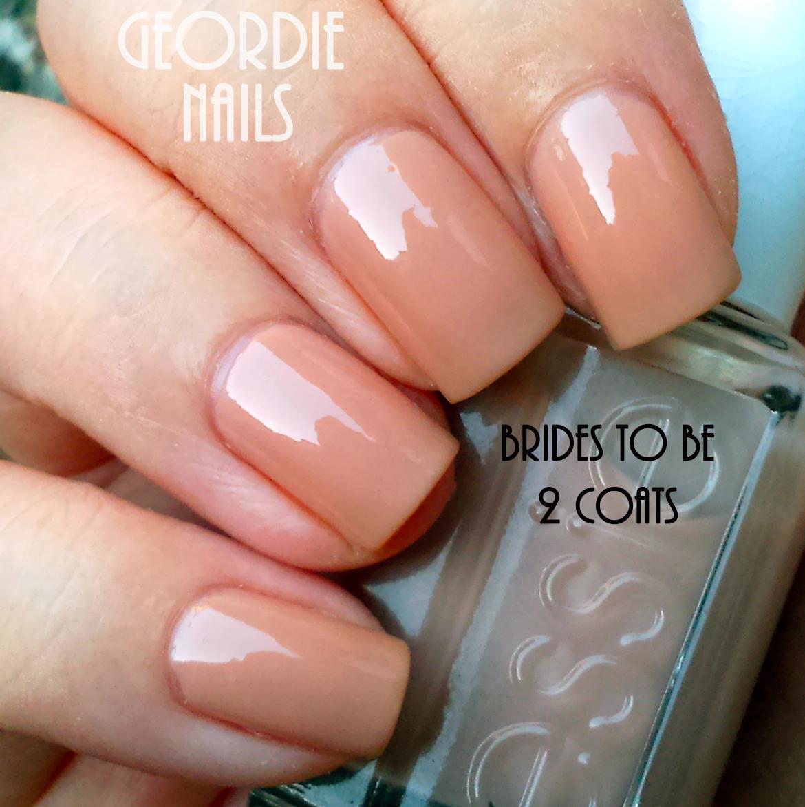 Geordie Nails: August 2015