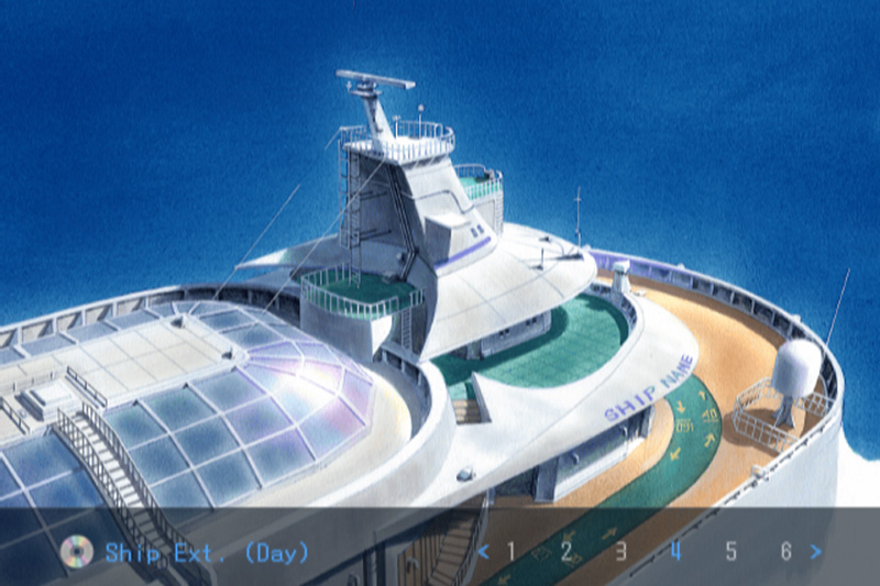 Nina Williams Cruise Ship Design