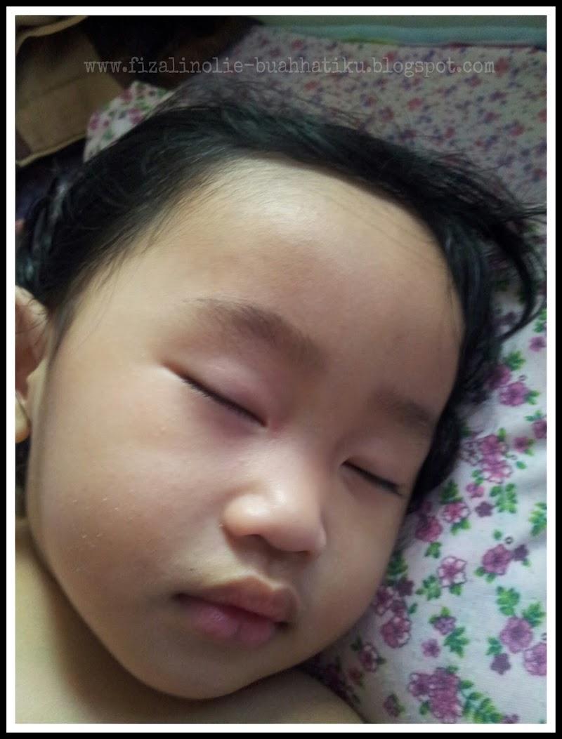 Gaya Tidur Musim Panas