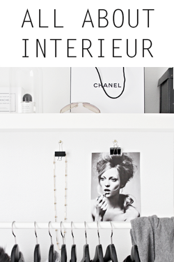Het nieuwe zusje van All About The Style is All About Interieur!