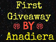 FIRST GIVEAWAY BY ANADIERA