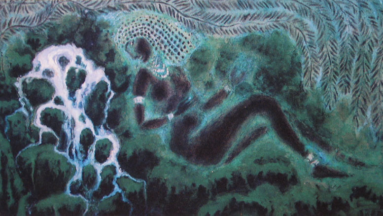 nicholas kalmakoff spring