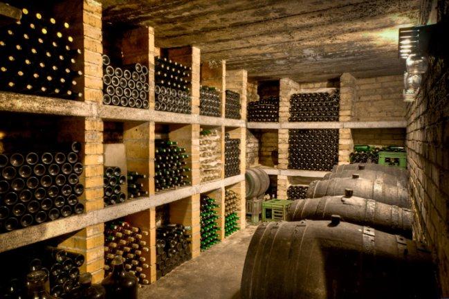 Palabras del vino la guarda del vino - Cavas de vino para casa ...