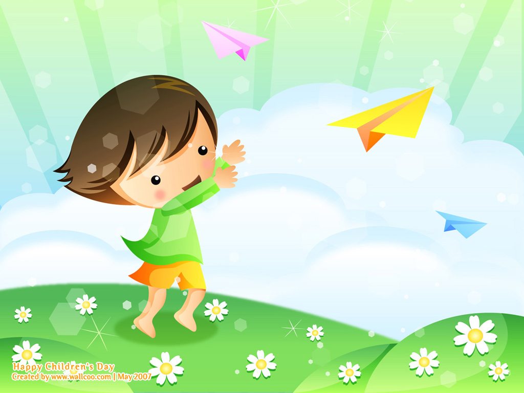 childrens day wallpaper greetings kidsfundrawingartcartoon cini clips - Cartoon Drawings Of Children