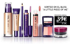 "Sorteo en el blog ""A little piece of me"""