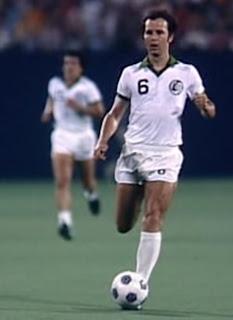 Beckenbauer, Cosmos