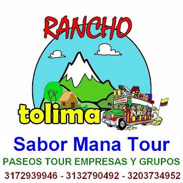 SABOR MANA TOUR