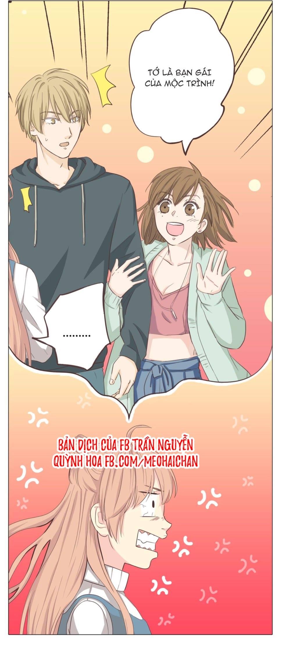 Xin Chào! Dân Nữ chap 33 Trang 15 - Mangak.info